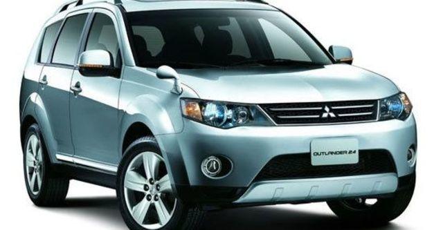 2010 Mitsubishi Outlander 2.4 2WD豪華型  第1張相片