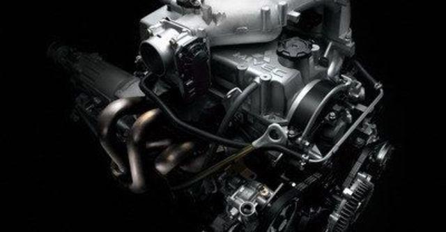 2010 Mitsubishi Super Zinger 2.4豪華型  第6張相片