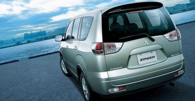 2010 Mitsubishi Super Zinger 2.4雅緻手排型  第8張相片