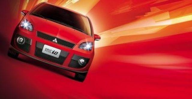 2009 Mitsubishi Colt Plus iO 勁炫型選配  第9張相片