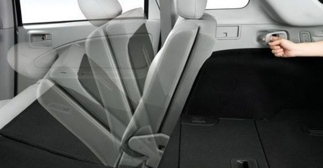 2009 Mitsubishi Colt Plus iO 勁炫型選配  第15張相片