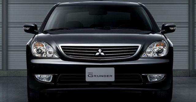 2009 Mitsubishi Grunder 2.4經典型  第3張相片