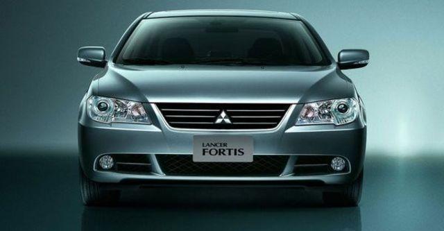 2009 Mitsubishi Lancer Fortis 1.8豪華型  第1張相片
