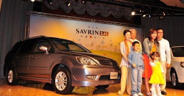2009 Mitsubishi Savrin 2.4尊貴型 四人座  第1張相片