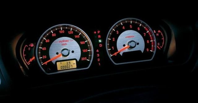 2009 Mitsubishi Savrin 2.4尊貴型 四人座  第3張相片