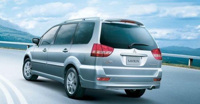 2009 Mitsubishi Savrin Inspire 2.4 雅致型 五人座  第1張相片