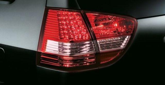 2009 Mitsubishi Savrin Inspire 2.4 雅致型 五人座  第11張相片