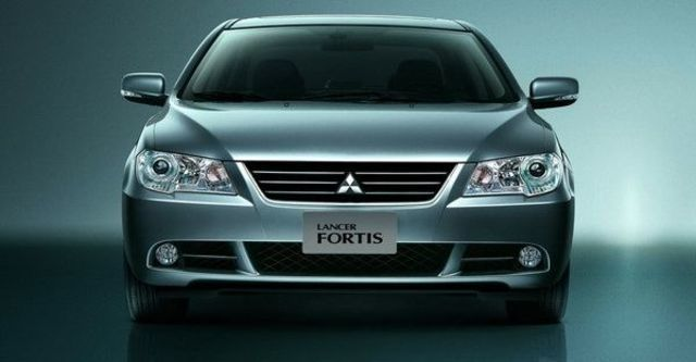 2008 Mitsubishi Lancer Fortis 1.8精典型  第1張相片