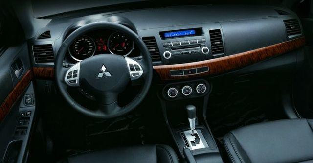 2008 Mitsubishi Lancer Fortis 1.8精典型  第4張相片