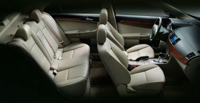 2008 Mitsubishi Lancer Fortis 2.0尊榮型  第8張相片