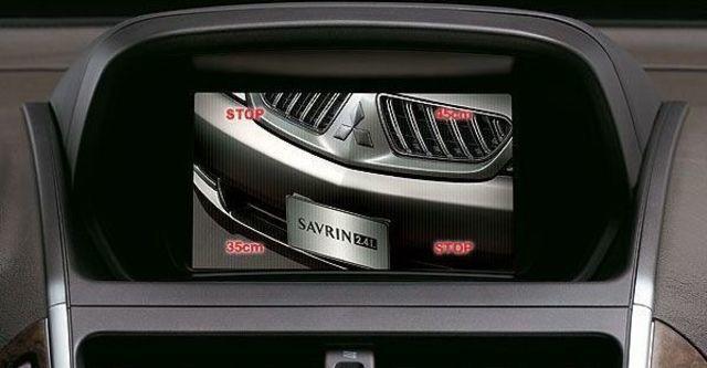 2008 Mitsubishi Savrin 2.4 SEi 豪華型  第9張相片