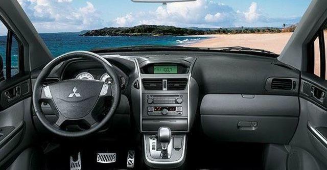 2008 Mitsubishi Savrin Inspire 2.4 豪華型  第5張相片