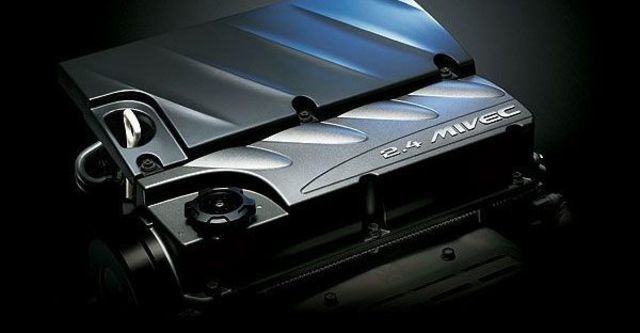 2008 Mitsubishi Savrin Inspire 2.4 豪華型  第8張相片