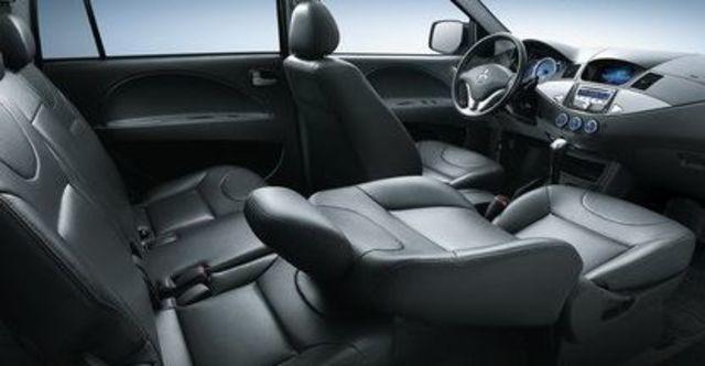 2008 Mitsubishi Zinger 2.4 豪華型  第5張相片