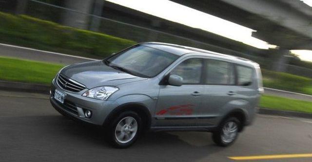 2008 Mitsubishi Zinger 2.4 豪華型  第11張相片
