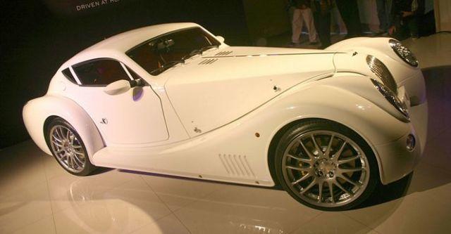 2015 Morgan Aero Coupe 4.8 V8  第1張相片