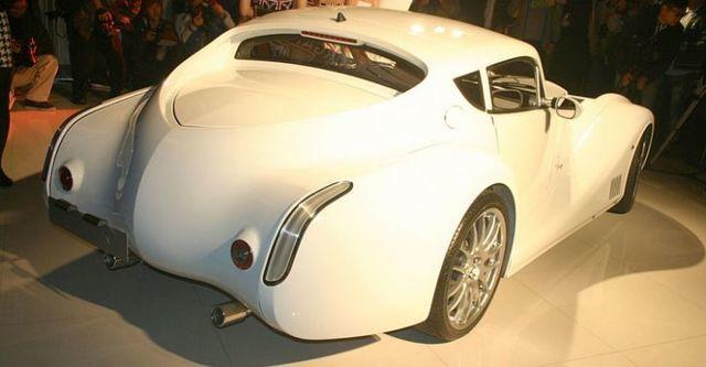 2015 Morgan Aero Coupe 4.8 V8  第2張相片