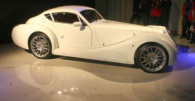 2015 Morgan Aero Coupe 4.8 V8  第3張相片