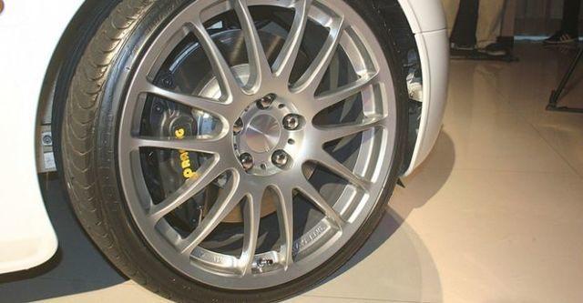 2015 Morgan Aero Coupe 4.8 V8  第5張相片