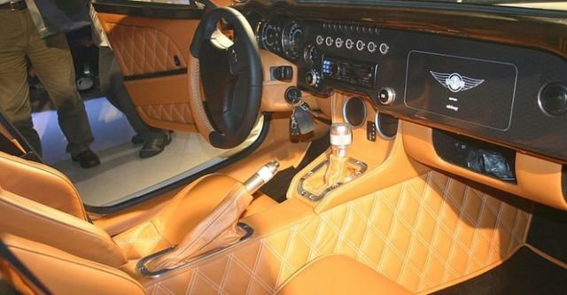 2015 Morgan Aero Coupe 4.8 V8  第7張相片