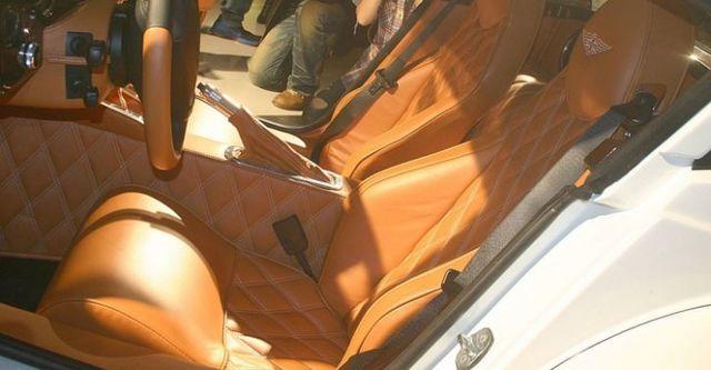2015 Morgan Aero Coupe 4.8 V8  第8張相片