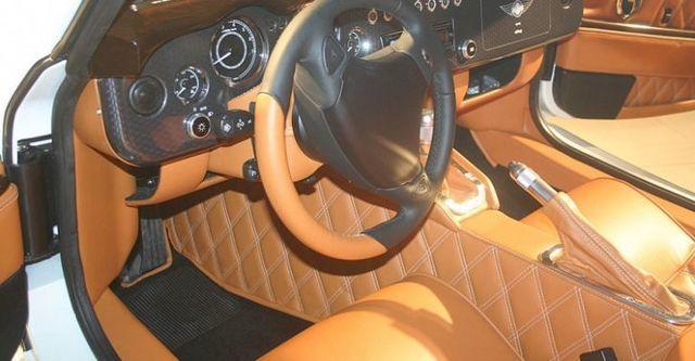 2015 Morgan Aero Coupe 4.8 V8  第9張相片