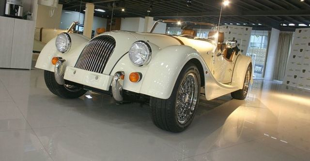2015 Morgan Plus 4 2.0四座版  第1張相片