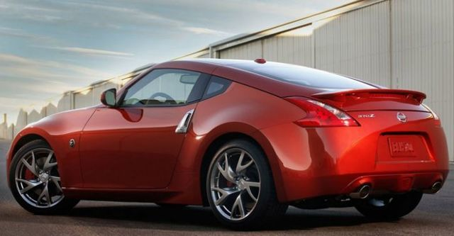 2015 Nissan 370Z Coupe 3.7  第3張相片