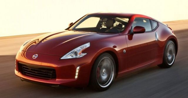 2015 Nissan 370Z Coupe 3.7  第5張相片