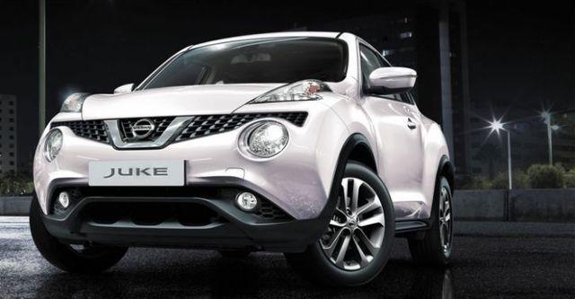 2015 Nissan Juke 1.6自然進氣豪華版  第1張相片