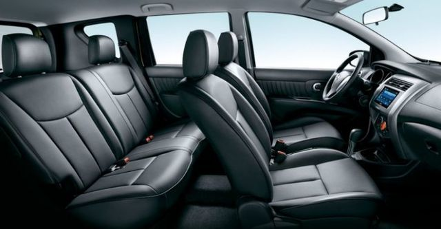 2015 Nissan Livina 1.6行家版  第8張相片