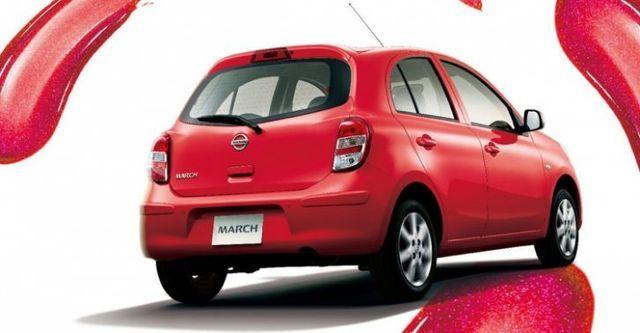 2015 Nissan March 1.5旗艦版  第2張相片