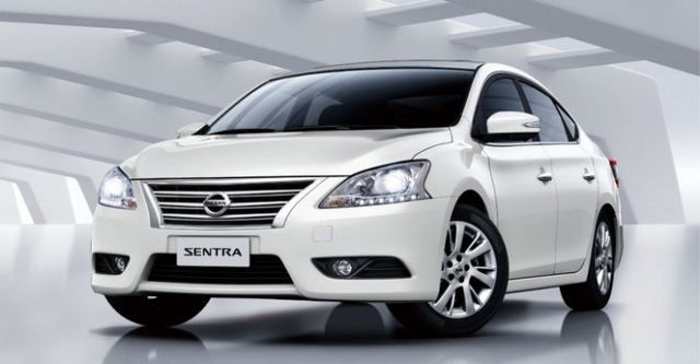 2015 Nissan Sentra 1.8 傳奇版  第1張相片