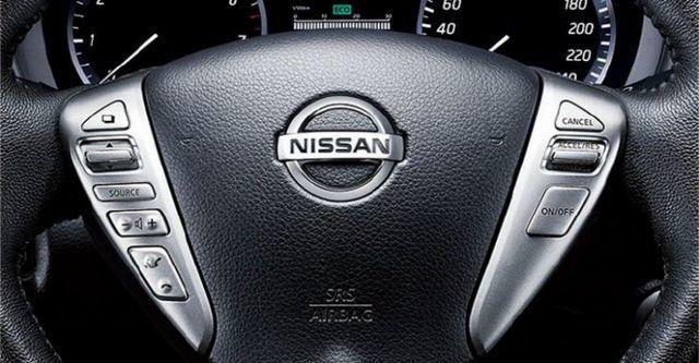 2015 Nissan Sentra 1.8 傳奇版  第8張相片