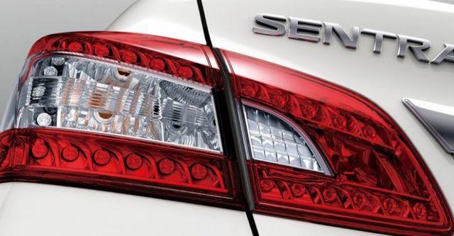 2015 Nissan Sentra 1.8 豪華版  第5張相片