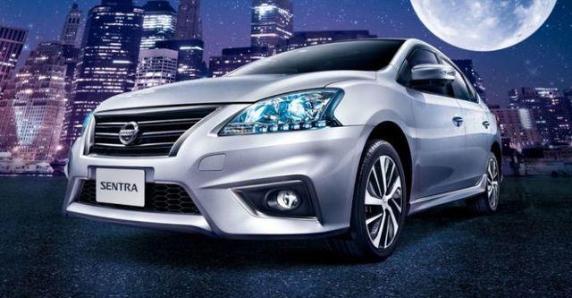 2015 Nissan Sentra Aero 1.8 豪華版  第1張相片