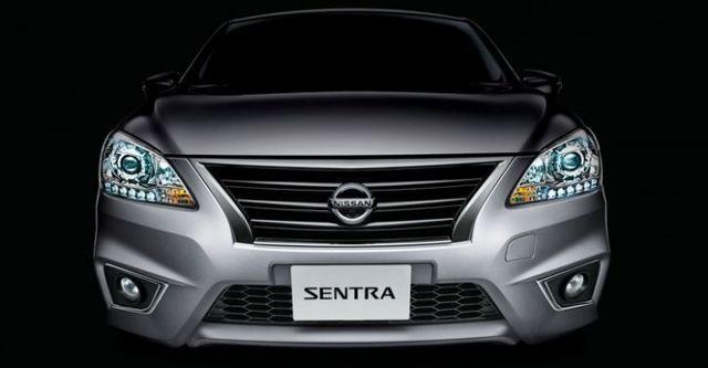 2015 Nissan Sentra Aero 1.8 豪華版  第3張相片