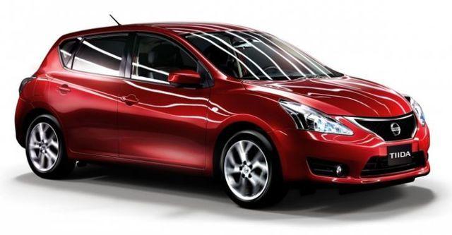 2015 Nissan Tiida 5D Turbo旗艦版  第2張相片