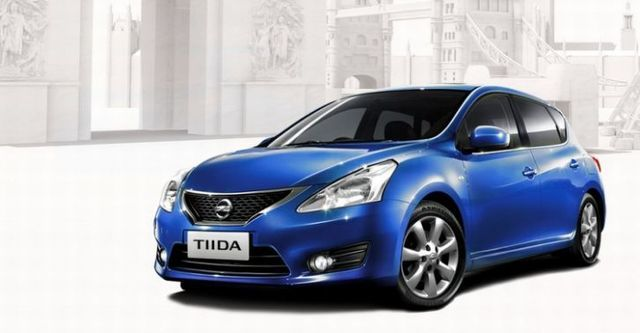 2015 Nissan Tiida 5D 豪華版  第1張相片