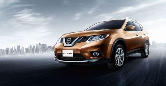 2015 Nissan X-Trail 2.0玩美影音版  第2張相片