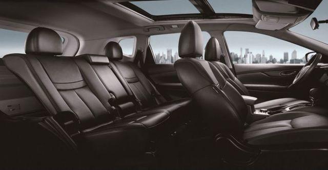 2015 Nissan X-Trail 2.0玩美影音版  第6張相片