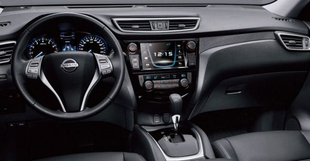 2015 Nissan X-Trail 2.0玩美影音版  第8張相片