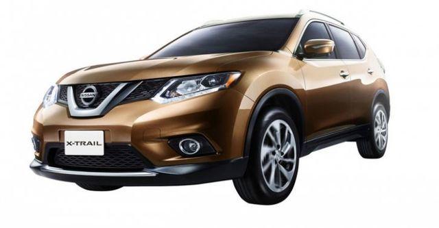 2015 Nissan X-Trail 2.5豪華版  第1張相片