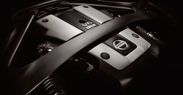 2014 Nissan 370 Z Coupe 3.7  第9張相片