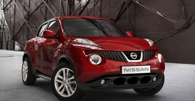 2014 Nissan Juke 1.6渦輪增壓  第2張相片