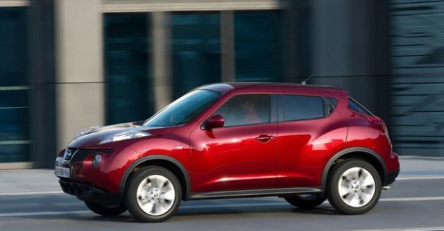 2014 Nissan Juke 1.6渦輪增壓  第6張相片