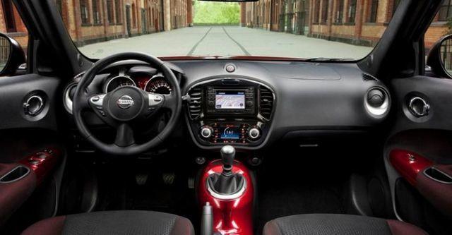 2014 Nissan Juke 1.6渦輪增壓  第8張相片