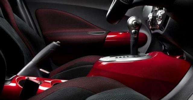 2014 Nissan Juke 1.6渦輪增壓  第9張相片