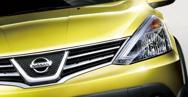 2014 Nissan Livina 1.6旗艦版  第4張相片
