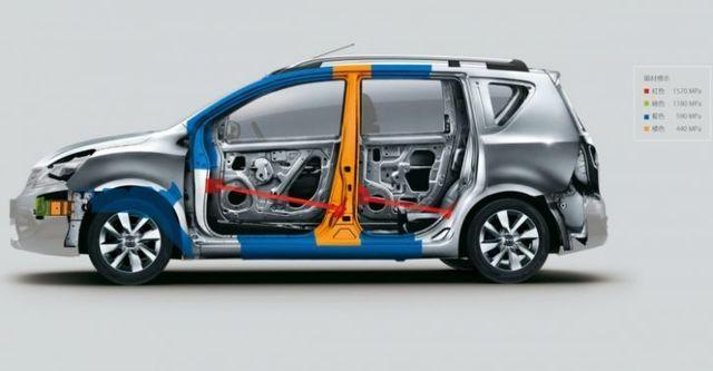 2014 Nissan Livina 1.6經典版  第6張相片